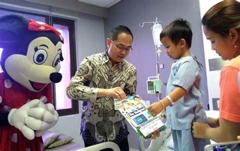 Buku Psikologi Pediatric Oncology siloam hospitals rayakan hari anak nasional siloam hospitals bagikan buku rumah sakit