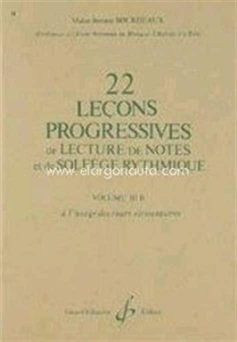 0043029817 lecons progressives de lecture de m 233 todos y ejercicios 183 22 le 231 ons progressives de lecture