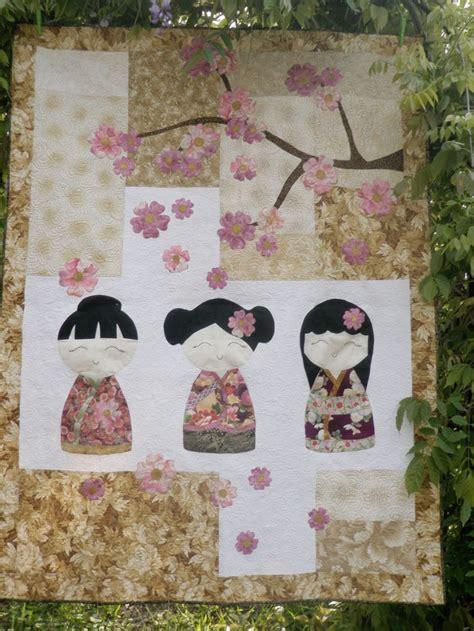 quilt pattern kimono passionately sewn ps020 my kimono girls quilt quilting