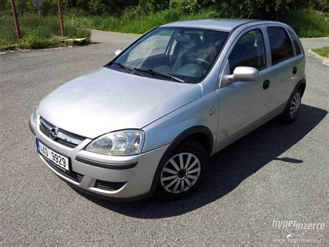 2004 Opel Corsa C Pictures Information And Specs Auto