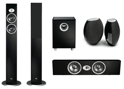 jbl home theater speakers