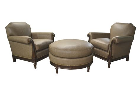 round chair with ottoman product details round adelphi ottoman with chairs