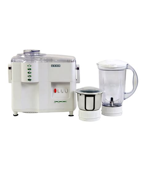 Juicer Jmg usha jmg 2744 juicer mixer grinder white price in india buy usha jmg 2744 juicer mixer grinder