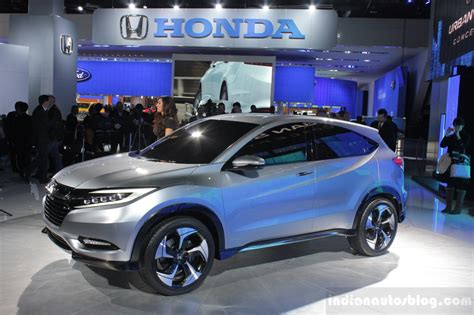 new small suv cars in india honda india confirms jazz compact suv 7 seat mpv by 2015