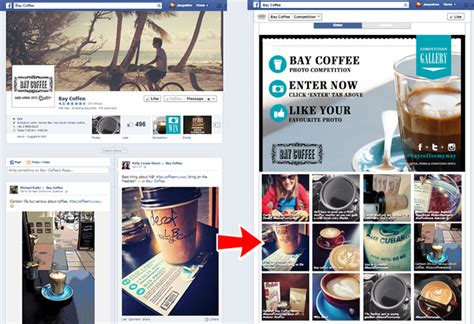 How To Set Up A Giveaway On Facebook - facebook hashtag entry for photo contests woobox blog