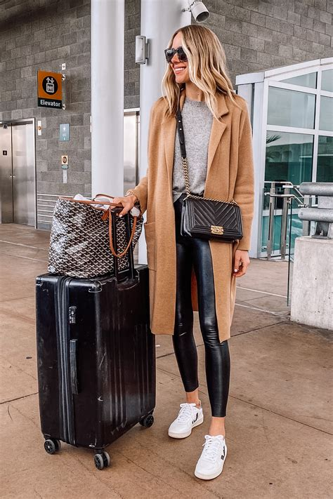favorite airport outfits  inspire   travel
