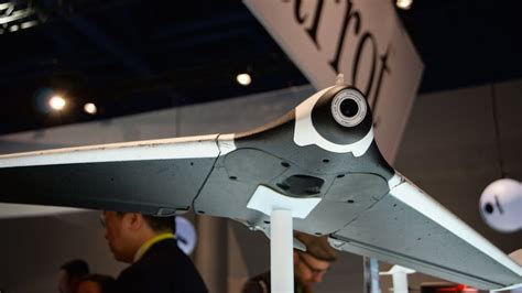 Drone Parrot Disco parrot disco fixed wing drone look review pc advisor