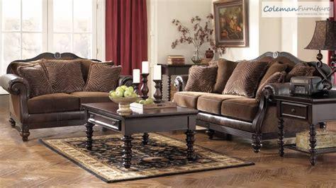 key town truffle living room furniture  millennium  ashley youtube