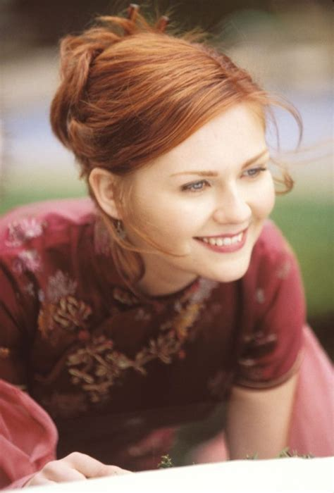 Kirsten Dunst Is A Lovely Creature by Kirsten Dunst As An I Also Get Told