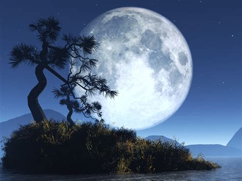 Bing Images Beautiful Moon | distanse full moon wallpapers