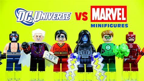 lego dc vs marvel superheroes knockoff minifigures set 14