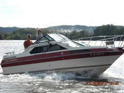 century boats for sale massachusetts 1984 century sun express 5000 powerboat for sale in