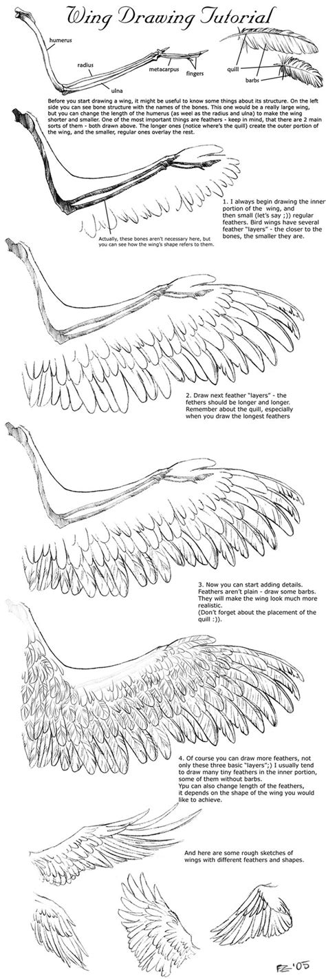 tattoo tutorial 70 best wings images on