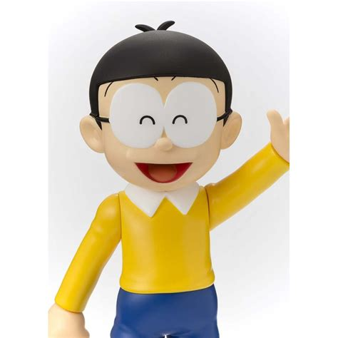 Figure Nobita figure statue nobi nobita doraemon 13cm original bandai