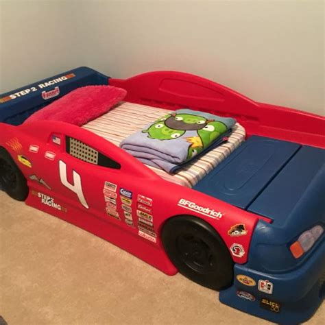 step 2 car bed best step 2 car bed in excellent condition can fit a