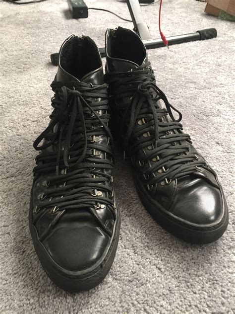 Raf Simons Shoes Grailed by Raf Simons Multi Lace Sneakers Size 11 275 Grailed Grailed Highlights Raf