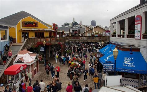 pier 39 shop christmas fbi ex marine planned day attack on san francisco tourist area the times of israel