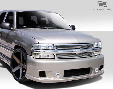 1999 2002 chevy silverado 2000 2006 tahoe suburban duraflex bt 1 front bumper