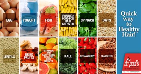healthy fast hair growth 12 magical food for fast hair growth