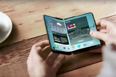 New Kitchen Design by Samsung Foldable Phones Will Be Available In 2018