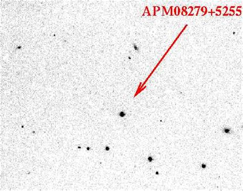 apm 08279+5255: the brightest object yet known