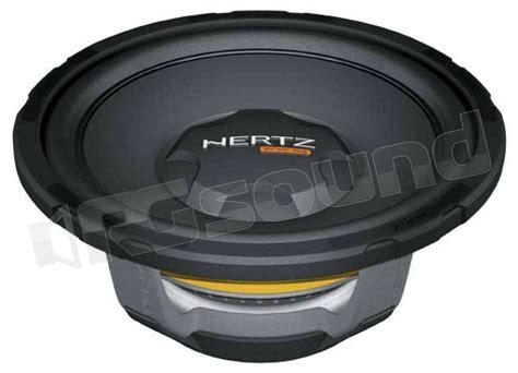 Hertz Es 300 hertz es 300 d subwoofer subwoofer rg sound store