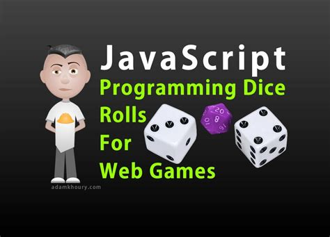 javascript tutorial game programs javascript tutorial dice roll programming for web