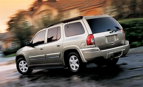 Isuzu Ascender 2004 Car And Driver