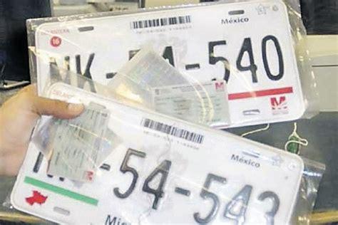 placas nuevas de michoacan 2016 promueven petici 243 n contra canje de placas en michoac 225 n a