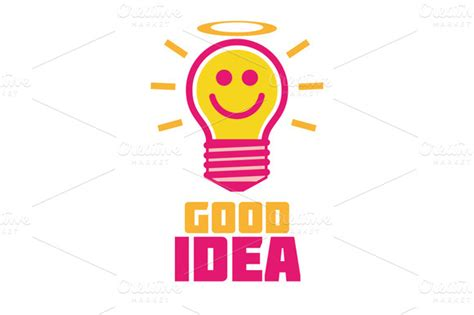 what a good idea to do and of all the memories made from good idea logo templates on creative market