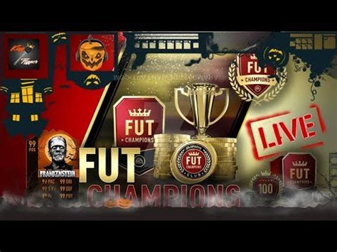 fut champs live back at it again (the passion) fifa 18