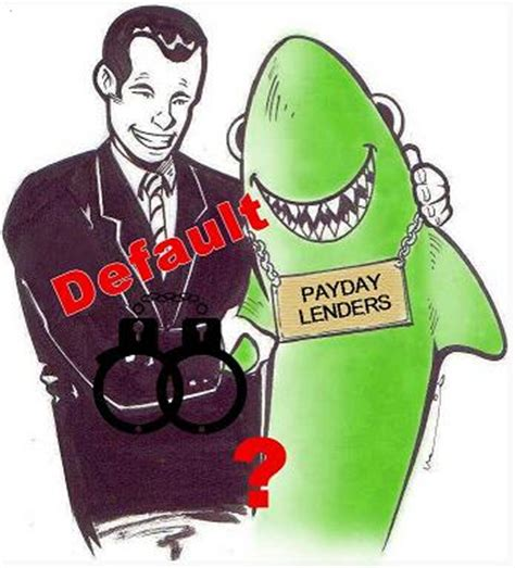 things to think about when dealing with payday loans default payday loan can i be arrested on this charge
