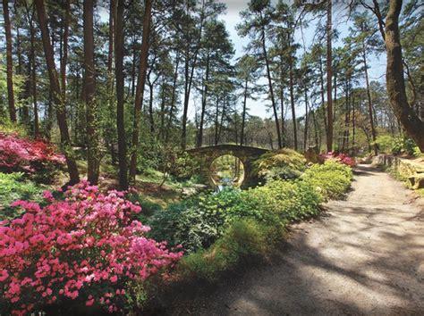 explore garvan woodland gardens springs ar just