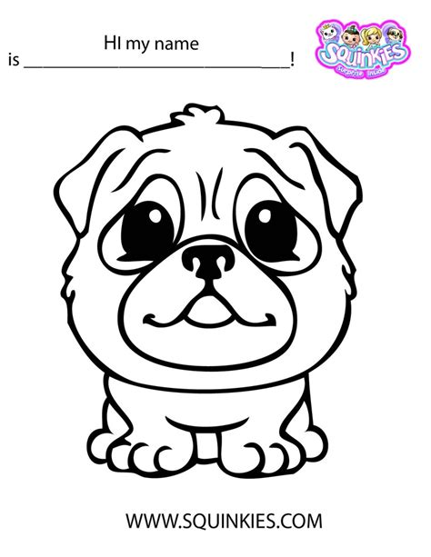 Squinkies Coloring Pages squinkies coloring page squinkies activities