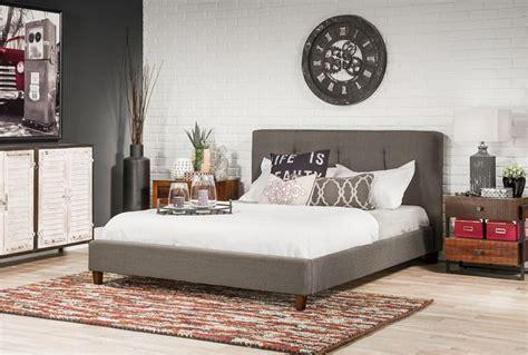 masterton upholstered platform bed cas