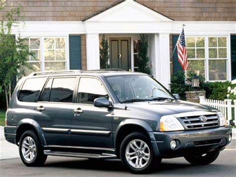 2006 suzuki xl 7 pricing ratings reviews kelley blue book