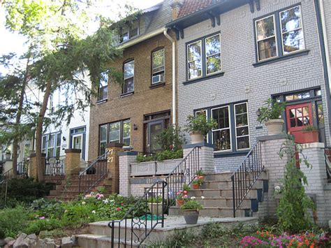 row houses for sale in dc woodley park deceptively residential