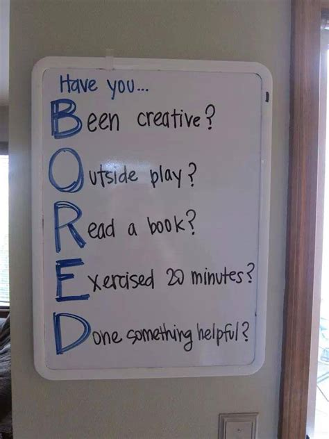 you re not bored are you