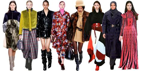 Fall Winter Fashion Trends 3 The View Style by Fashion Designing Basics Fashion Cycle Hamstech