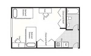 Dorm Room Floor Plan dorm design amp floor plan cambridge crest disciplinary