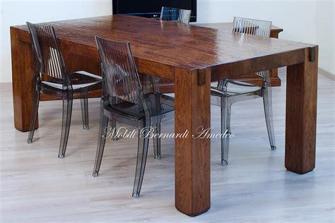 tavolo massiccio tavolo moderno in legno massiccio tavoli