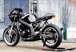 Suzuki Gs 500 Suzuki Gs500 Cafe Racer By Motolifestyle Bikebound