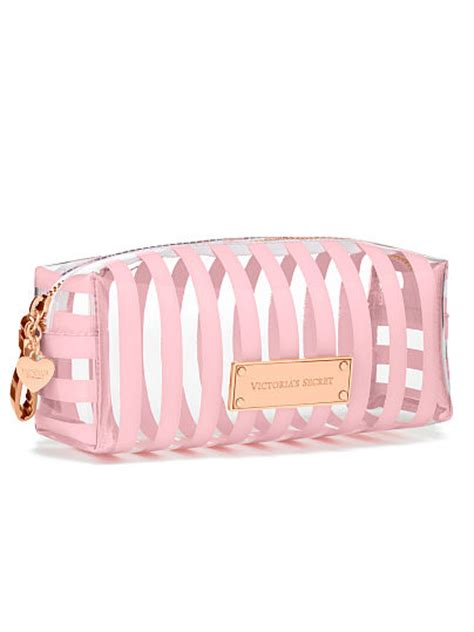Make Secret Pink Sr small cosmetic bag trousse trousse 224 maquillage rangements maquillage