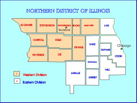 Northern District Of Illinois Search Court Website Links United States Courts Federal District
