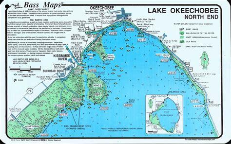 lake okeechobee map map2
