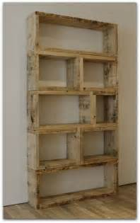 Recycled Bookshelves Objects Recycled Wood Fieldstone Hill Design