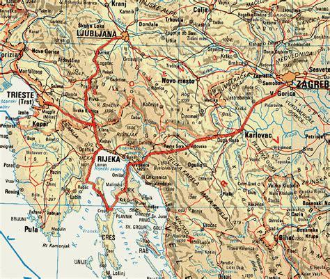 ferienwohnungen erdelja cres kroatien die autokarten