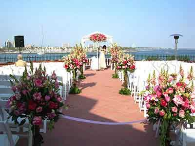 all inclusive small wedding packages southern california the reef restaurant view weddings wedding officiant