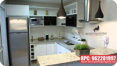 precio de cocinas modernas cocinas modernas en melamina dise 209 o y decoraci 211 n de muebles