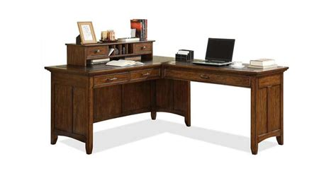 Wooden L Shaped Office Desk Office L Desk Ideas